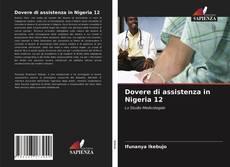 Bookcover of Dovere di assistenza in Nigeria 12