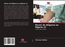 Bookcover of Devoir de diligence au Nigeria 12