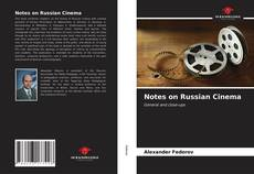Bookcover of Notes on Russian Cinema