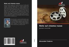 Bookcover of Note sul cinema russo