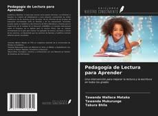 Copertina di Pedagogía de Lectura para Aprender