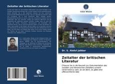 Zeitalter der britischen Literatur kitap kapağı