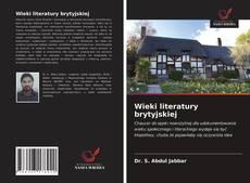 Buchcover von Wieki literatury brytyjskiej