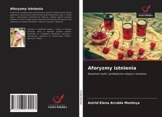 Capa do livro de Aforyzmy istnienia