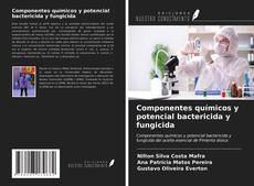 Portada del libro de Componentes químicos y potencial bactericida y fungicida