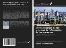 Capa do livro de Normas básicas de los sistemas de información de las empresas: