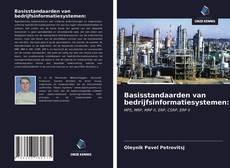 Capa do livro de Basisstandaarden van bedrijfsinformatiesystemen: