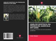 Borítókép a  ANÁLISE BIOFÍSICA DA PRODUÇÃO AGRÍCOLA EM GANA - hoz