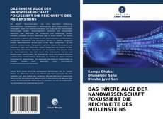Bookcover of DAS INNERE AUGE DER NANOWISSENSCHAFT FOKUSSIERT DIE REICHWEITE DES MEILENSTEINS