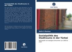 Sozialpolitik des Stadtraums in der Türkei kitap kapağı