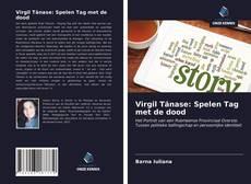 Bookcover of Virgil Tănase: Spelen Tag met de dood