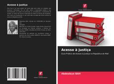 Borítókép a  Acesso à justiça - hoz