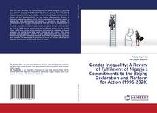 Bookcover of Gender Inequality: A Review of Fulfilment of Nigeria's Commitments to the Beijing Declaration and Platform for Action (1995-2020)