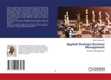 Bookcover of Applied Strategic Business Management