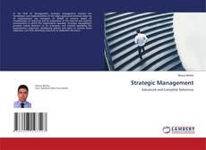 Buchcover von Strategic Management