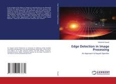 Capa do livro de Edge Detection in Image Processing