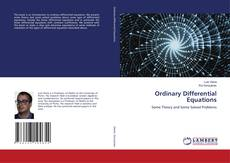 Bookcover of Ordinary Differential Equations
