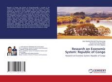 Couverture de Research on Economic System: Republic of Congo