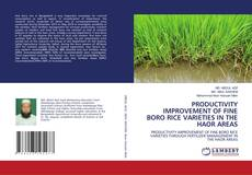 Bookcover of PRODUCTIVITY IMPROVEMENT OF FINE BORO RICE VARIETIES IN THE HAOR AREAS