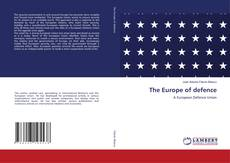 Buchcover von The Europe of defence