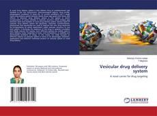 Copertina di Vesicular drug delivery system