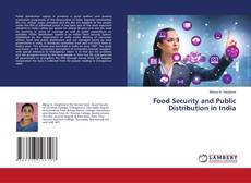 Bookcover of Food Security and Public Distribution in India
