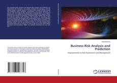 Business Risk Analysis and Prediction的封面