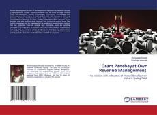 Bookcover of Gram Panchayat Own Revenue Management
