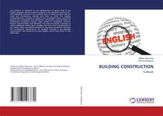 Bookcover of BUILDING CONSTRUCTION