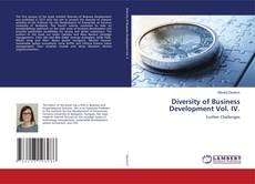 Buchcover von Diversity of Business Development Vol. IV.