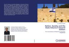 Bookcover of Nation, Society and the State Volume II Second Edition