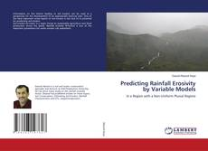 Bookcover of Predicting Rainfall Erosivity by Variable Models