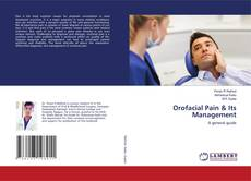Bookcover of Orofacial Pain & Its Management