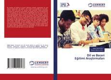 Portada del libro de Dil ve Beceri Eğitimi Araştırmaları