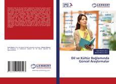 Portada del libro de Dil ve Kültür Bağlamında Güncel Araştırmalar