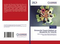 Üniversite Yaşam Kalitesi ve Akademik Öz Yeterlik kitap kapağı