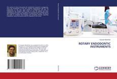 Capa do livro de ROTARY ENDODONTIC INSTRUMENTS
