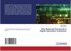 Capa do livro de Why Balanced Scorecard in Higher Education Institution