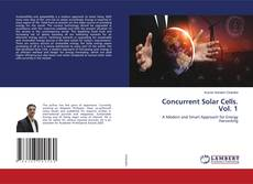Couverture de Concurrent Solar Cells. Vol. 1