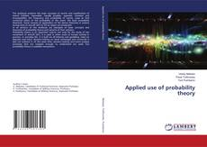 Buchcover von Applied use of probability theory