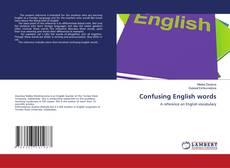 Buchcover von Confusing English words