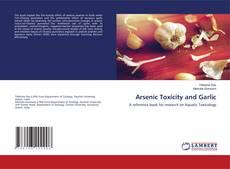 Portada del libro de Arsenic Toxicity and Garlic