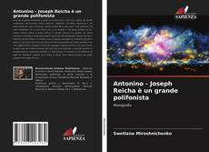 Обложка Antonino - Joseph Reicha è un grande polifonista