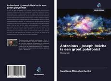 Capa do livro de Antoninus - Joseph Reicha is een groot polyfonist