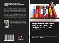 Buchcover von Programmazione Neuro Linguistica (PNL) per insegnanti EFL / ESL