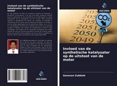 Bookcover of Invloed van de synthetische katalysator op de uitstoot van de motor