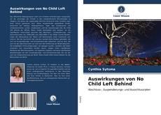 Couverture de Auswirkungen von No Child Left Behind