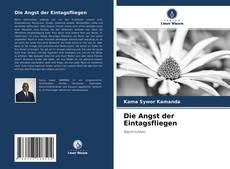 Capa do livro de Die Angst der Eintagsfliegen