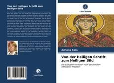 Von der Heiligen Schrift zum Heiligen Bild kitap kapağı