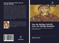 Capa do livro de Van de Heilige Schrift naar de Heilige Beelden